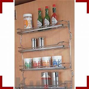 Gewürzregal Für Schrank : wesco gew rzregal 4 etagen chrom b 200 mm gew rzhalter ~ Michelbontemps.com Haus und Dekorationen