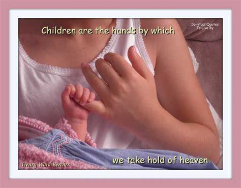 children   hands     hold  heaven