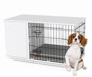Niche Interieur Pour Chien : chiens omlet ~ Melissatoandfro.com Idées de Décoration