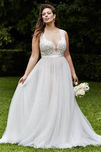20 gorgeous wedding gowns for curvy girls 2300148 weddbook With wedding dresses for curvy girls