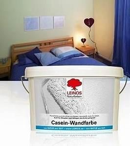 Gut Deckende Wandfarbe : caseinpulver wandfarbe leinos naturfarben ~ Watch28wear.com Haus und Dekorationen