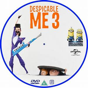 Despicable Me Dvd Cover | www.imgkid.com - The Image Kid ...