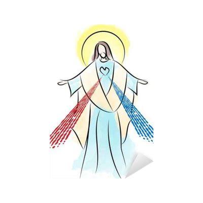 Jesus Christ the Risen Lord, Sacred Heart Divine Mercy ...