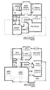 Stunning Images Popular House Plans by Stunning Two Story House Plans And Floor Plan