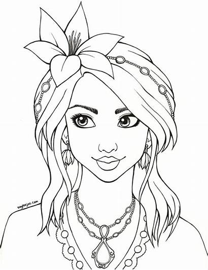 Coloring Pages Baylee Jae Sketch Colouring Challenge