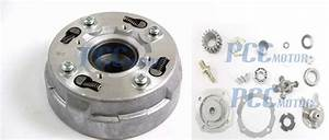 Atv Dirt Bike 18 Teeth Clutch Assembly Semi Automatic Only