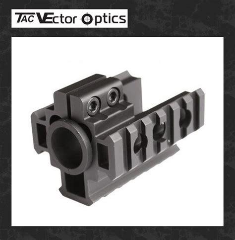 picatinny barrel rail mount clamp rifle universal rails metal gun tri triple ar15 caliber 56mm brand ar accessories m16