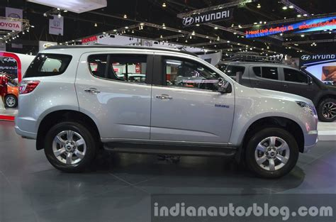chevrolet trailblazer 2015 chevrolet trailblazer india bound 2015 bangkok live