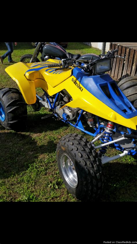 Suzuki 500 Quadzilla For Sale by 500 Quadzilla Motorcycles For Sale