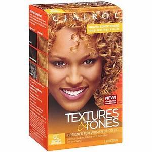 Clairol Textures Tones Permanent Moisture Rich Hair