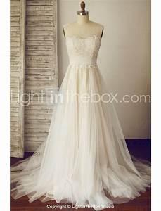 a line wedding dress chic modern wedding dress in color With modern chic wedding dresses