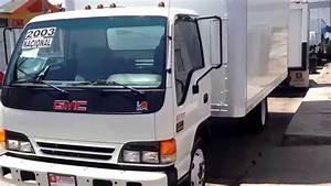 2003 Gmc   Isuzu Cab Over Hd  W4500  Caja Seca 18 U0026 39  Pies