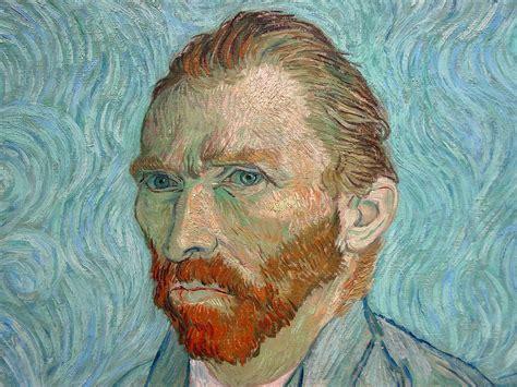 Vincent Van Gogh A Selfportrait  Nov 5  Atx Catholic