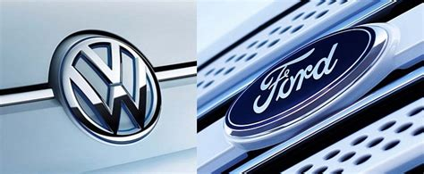Ford And Volkswagen Expected To Announce Strategic