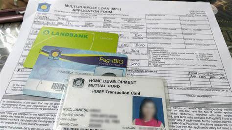 apply  pag ibig fund multi purpose loan