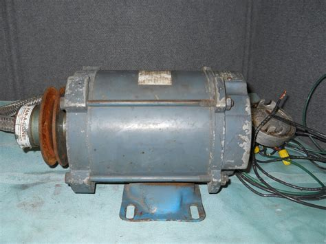 General Electric Motors by General Electric Motors 5k32nn41x A C Explosion Proof