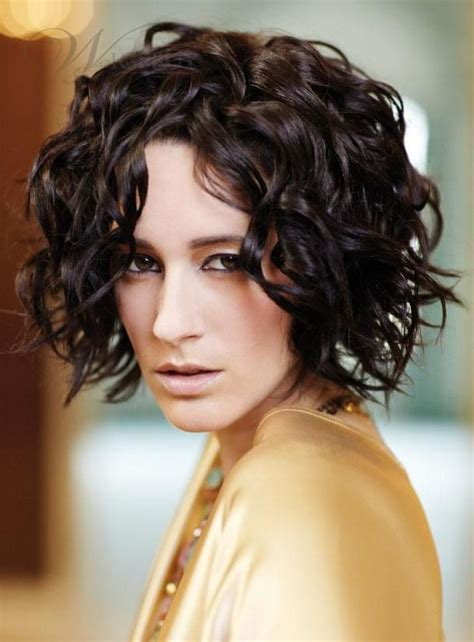 2014 new bob hairstyle elegant short curly black 100