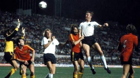 1980, il campionato Europeo si gioca in Italia: vince la Germania Ovest