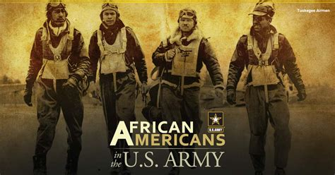 timeline    african americans    army