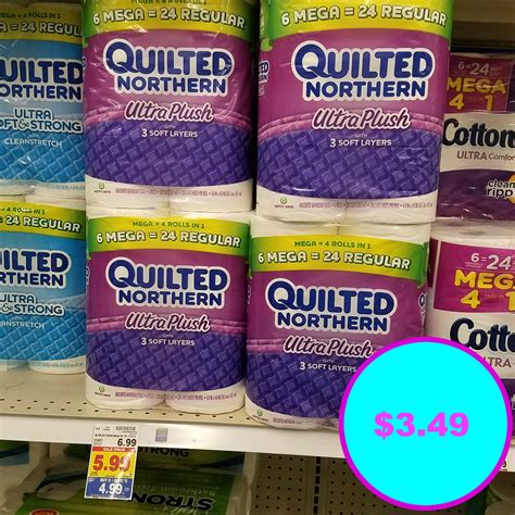 quilted northern coupons quilted northern just 3 49 kroger couponing