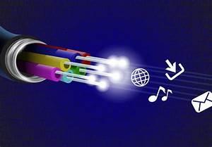 Lumiere Fibre Optique : la fibre optique bient t remplac e par de la lumi re tordue ~ Premium-room.com Idées de Décoration