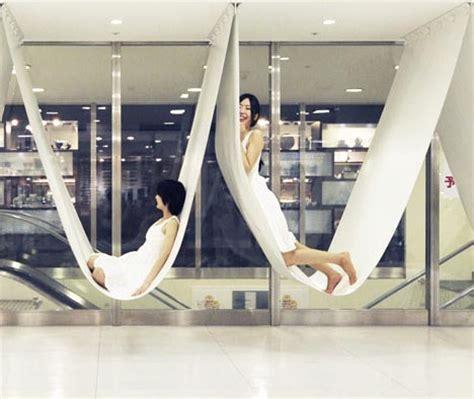 sans stand modern free hanging chair hammock design