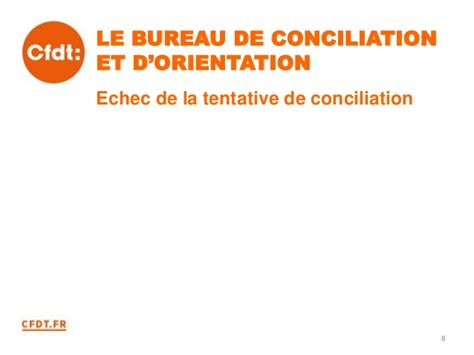 convocation devant le bureau de conciliation 28 images la proc 233 dure prud homale ppt t