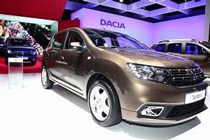 Nouvelle Dacia Sandero 2017 : nouvelle gamme logan 2016 2017 2018 best cars reviews ~ Gottalentnigeria.com Avis de Voitures