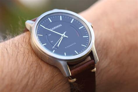 Garmin Vivomove Test Edle Armbanduhr Mit Fitness Tracker Pocketnavigation De Navigation