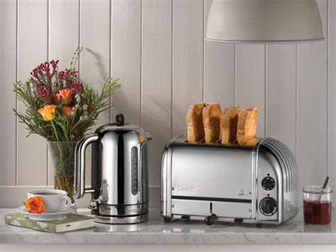 dualit 4 slice classic toaster cobble gray my kitchen