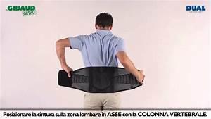 Posizionamento Cintura Lombare Action V