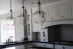 Clear glass pendant lights for kitchen island baby exit
