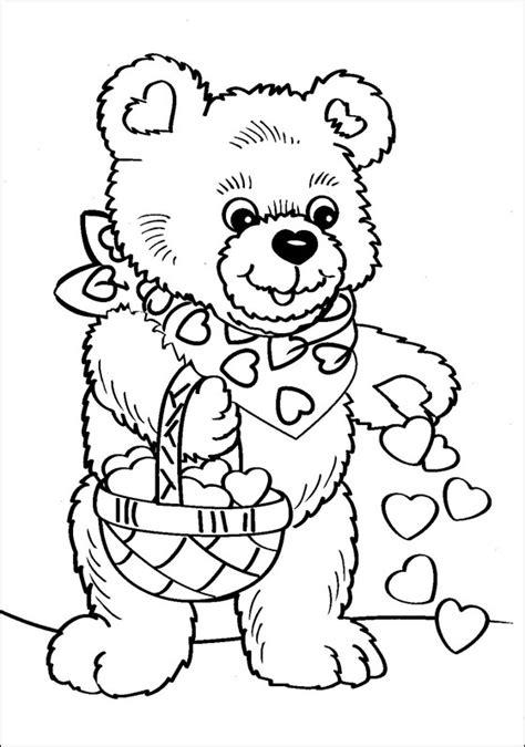 Malvorlagen Teddy Kostenlos  My Blog