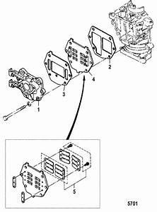 Mariner 8 Hp  2 Cylinder   2