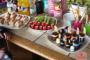 Obst Ideen Für Kindergeburtstag : ein kunterbuntes buffet f r den kindergeburtstag kleine schnell gemachte h ppchen und ~ Whattoseeinmadrid.com Haus und Dekorationen