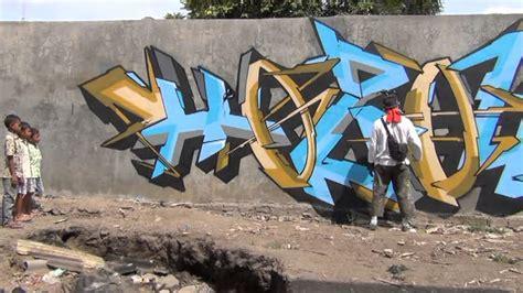 Graffiti Yogyakarta : Motul @ Jogja Graffiti By Hozoï