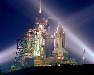 APOD: 2001 April 12 - STS-1: First Shuttle Launch
