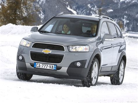 Chevrolet Captiva Picture by Chevrolet Captiva 2012 Picture 8 Of 81