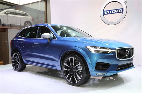 volvo xcs  debut set   york automobile