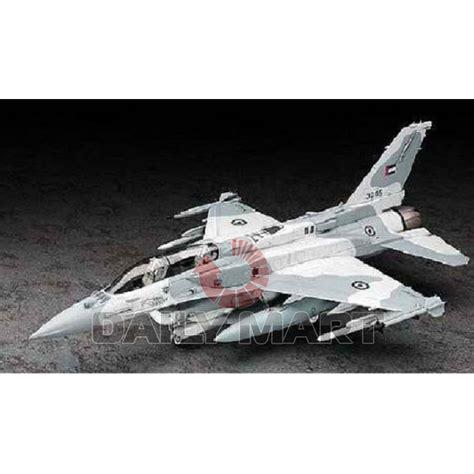 Hasegawa 1/48 07244 F-16f (block 60) Fighting Falcon Model
