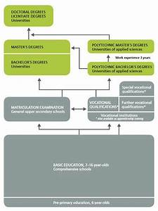 Diagram  Education System In Finland