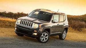 2017 Jeep Renegade Limited HD Car Wallpapers Free Download