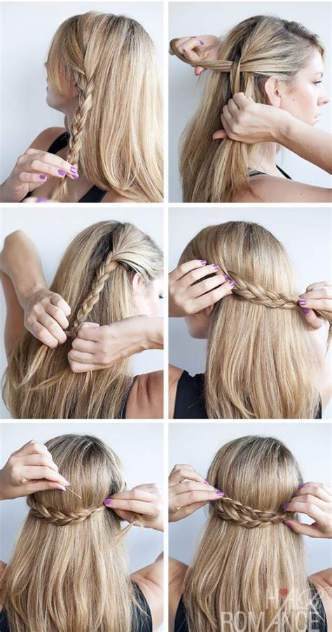 12 cute hairstyle ideas for medium length hair