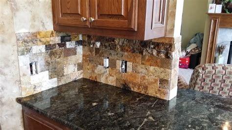 ceramic kitchen backsplash split tile backsplash tile design ideas 2058