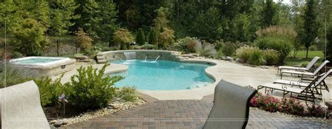 cost of custom pool baker pool construction st louis inground pool costs prices