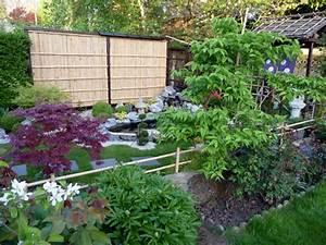 Jardin En Pente Raide : jardin japonais en pente ~ Melissatoandfro.com Idées de Décoration