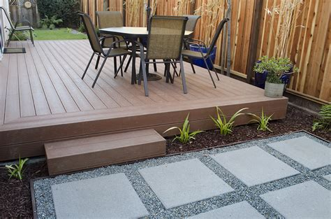 crboger trex patio idaho custom decks porch