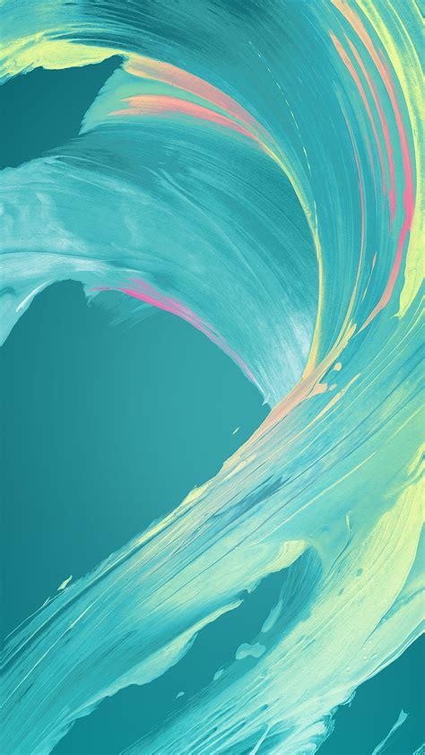 vu paint blue art xperia pattern wallpaper