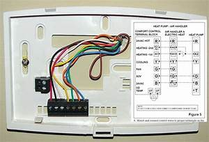 Find Out Here Honeywell Manual Thermostat Wiring Diagram Sample