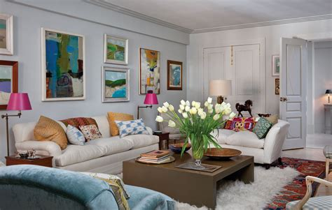 Art Decor For Living Room : Art Deco Apartment In The El Dorado